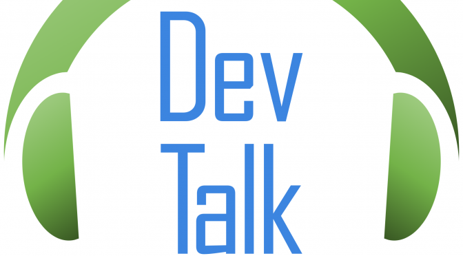 "New podcast ""DevTalk"""